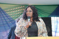 Director-General of the centre, Mrs. Mary Ekpere-Eta