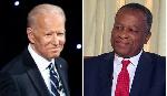 Joe Biden & Geoffrey Onyeama