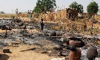 Boko Haram attack in Borno State