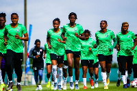The Falcons have won Falcons 9 of the 11 Africa Women Cup of Nations