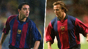 Xavi and Zenden