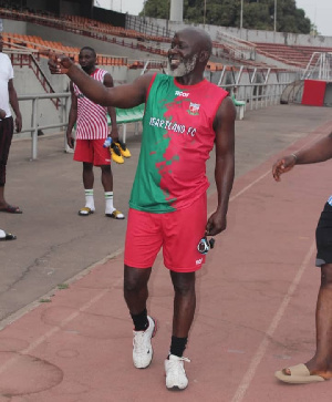Christian Obi, Former Nigeria goalkeeper