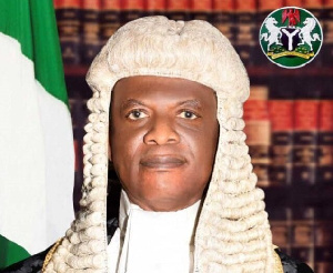 The Supreme Court judge at the age of 67