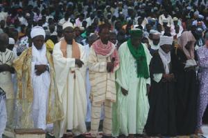 Muslims in Edo
