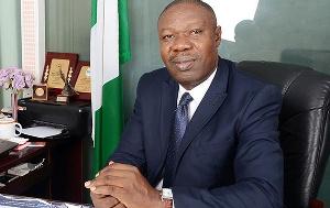 Agboarumi Basil Udukhokhe, Managing Director/CEO, SAHCO