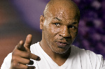 Former world heavyweight boxing champion,Mike Tyson