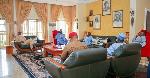 Former Senate Presidents meets in Makurdi