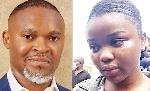 Super TV's boss, Usifo Ataga and Chidinma Ojukwu