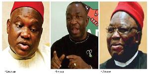 Chief Chekwas Okorie, Ralphs Okey Nwosu