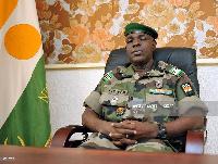 General Salou Djibo