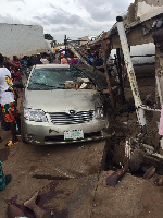 Accident on the Lagos-Ibadan Expressway leaves one dead