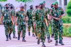 President Buhari presides over security meeting