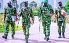 Photos: Buhari chairs security meeting